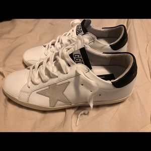 Brand new golden goose sneakers